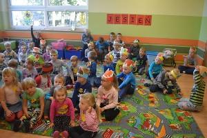 Jesień W Przedszkolu Zespół Szkół W Sulęcinku